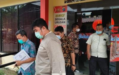 Pukul Meja Sampai Pecah, Oknum Anggota DPRD Deliserdang Dilaporkan