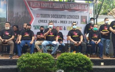 Desakan Tutup TPL, Aktivis 98 Singgung Kemenangan Jokowi di Sumut