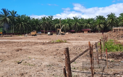 Biaya Pembangunan Kantor Bupati Palas Senilai Rp 20 Miliar
