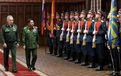 Perkuat Militer Myanmar, Junta Berterima Kasih Pada Rusia