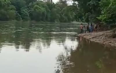 Sungai Aceh Tamiang Diduga Tercemar Limbah Pabrik Sawit