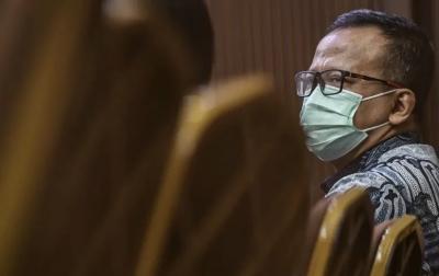 JPU KPK Tuntut Edhy Prabowo 5 Tahun Penjara