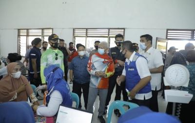 Manager PTPN III se-Dasah Asahan Sambut Peserta Gowes Sehat Bersama Forkopimda
