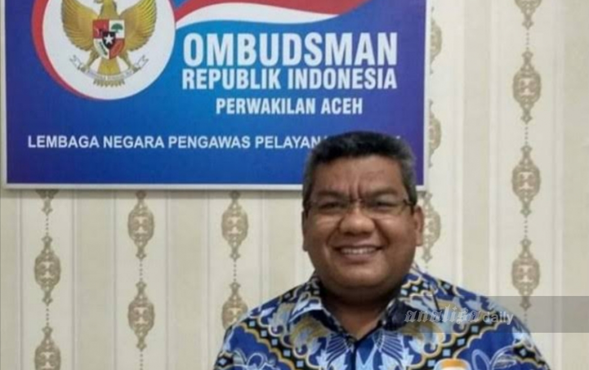 Ombudsman Aceh Terima 246 Pengaduan, Terbanyak Masalah Pertanahan
