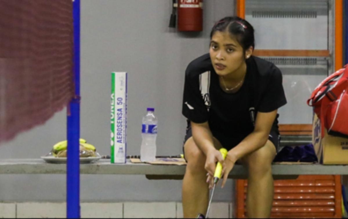 Gregoria, Pebelutangkis Termuda Indonesia di Olimpiade