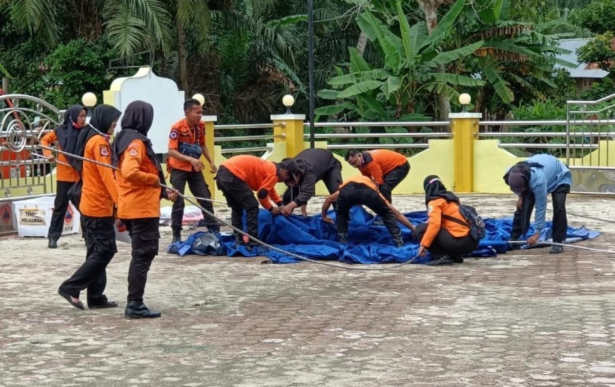 BNPB: Sebanyak 1.451 Rumah di Kabupaten Batubara Terendam Banjir