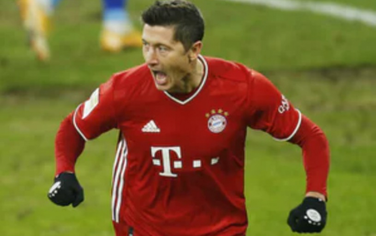 Chelsea Siapkan Dana Besar Untuk Lewandowski