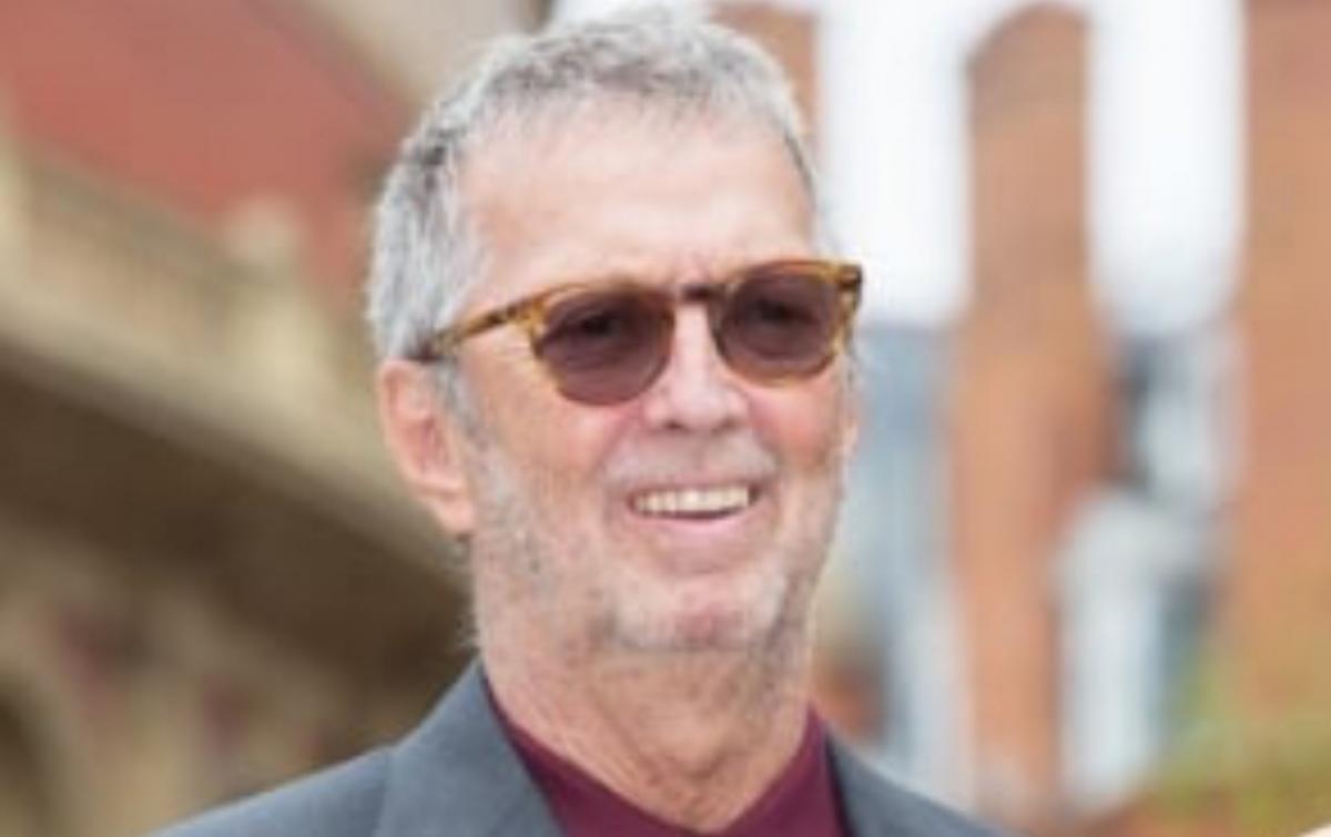 Diminta Sertifikat Vaksin, Eric Clapton Menolak Tampil