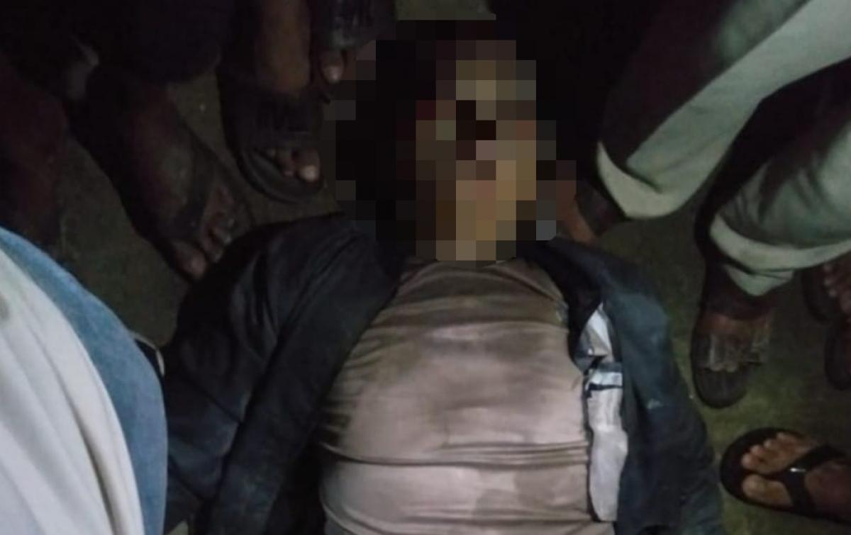 Diduga Terlibat Perampokan, Oknum Polisi Kritis Dihajar Massa