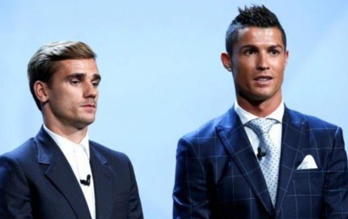Jika Griezmann Hengkang, Barcelona Ingin Datangkan Ronaldo