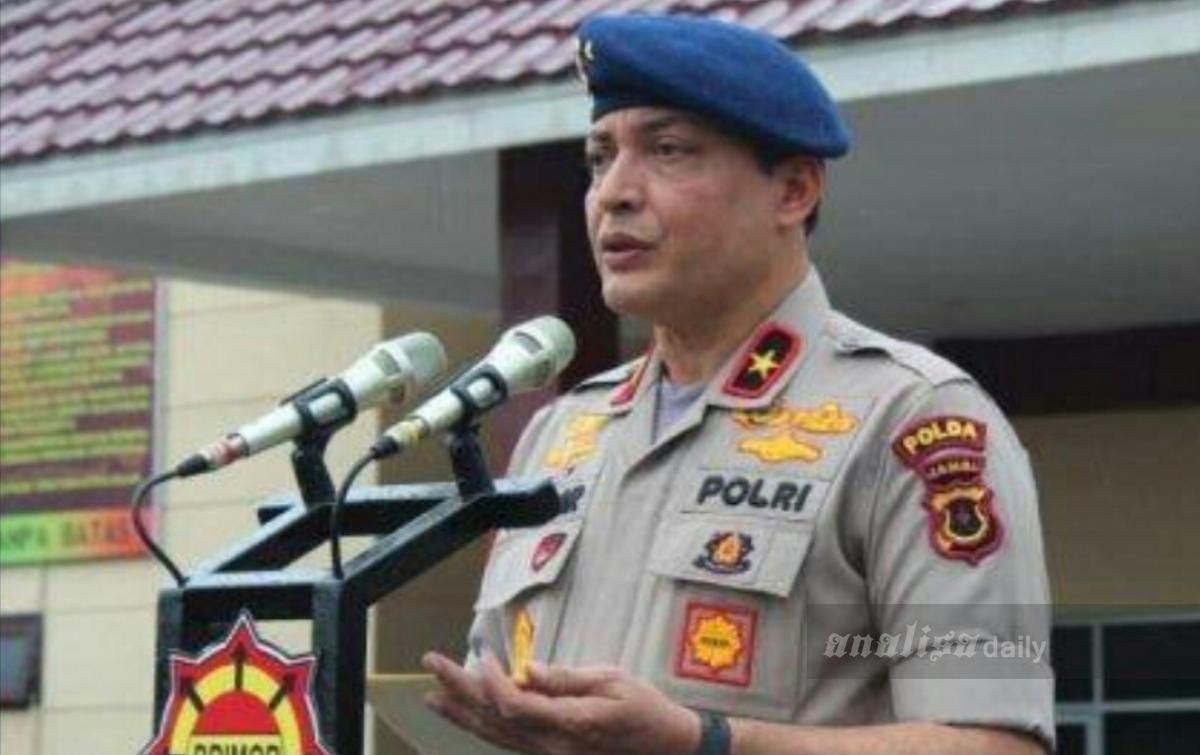 Ahmad Haydar Jabat Kapolda Aceh