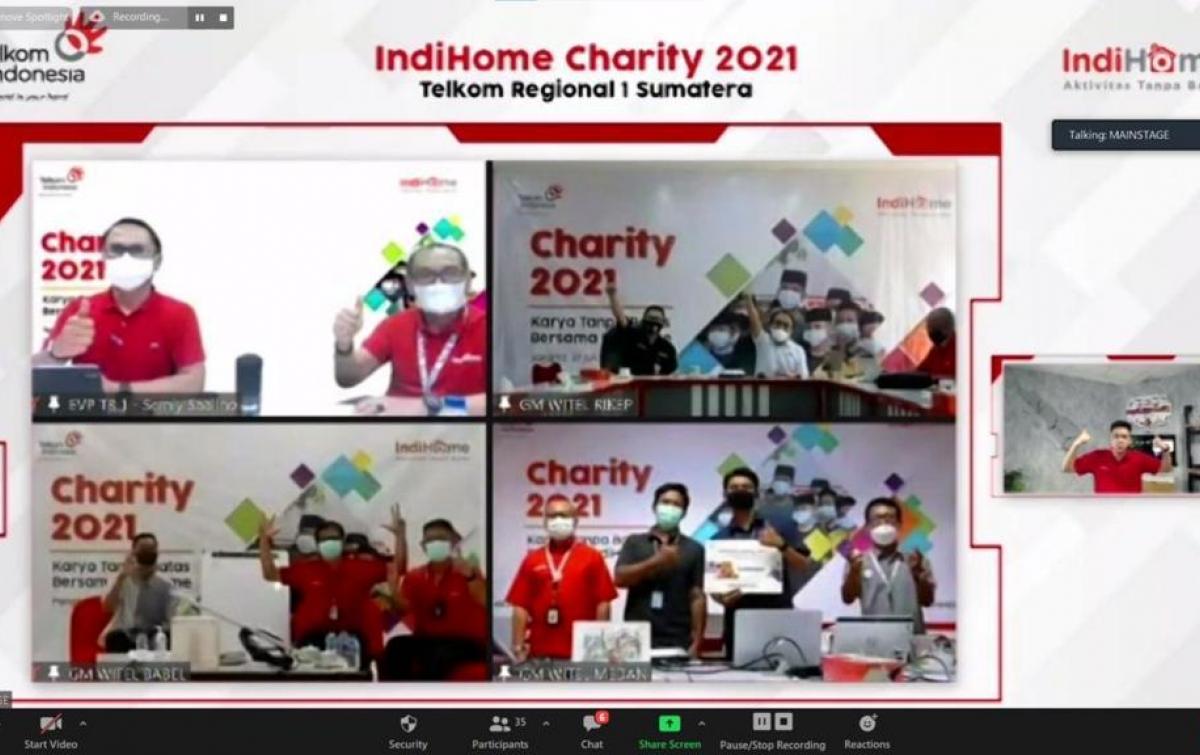 Alokasikan Bantuan Hingga Rp 420 Juta di Kuartal II 2021