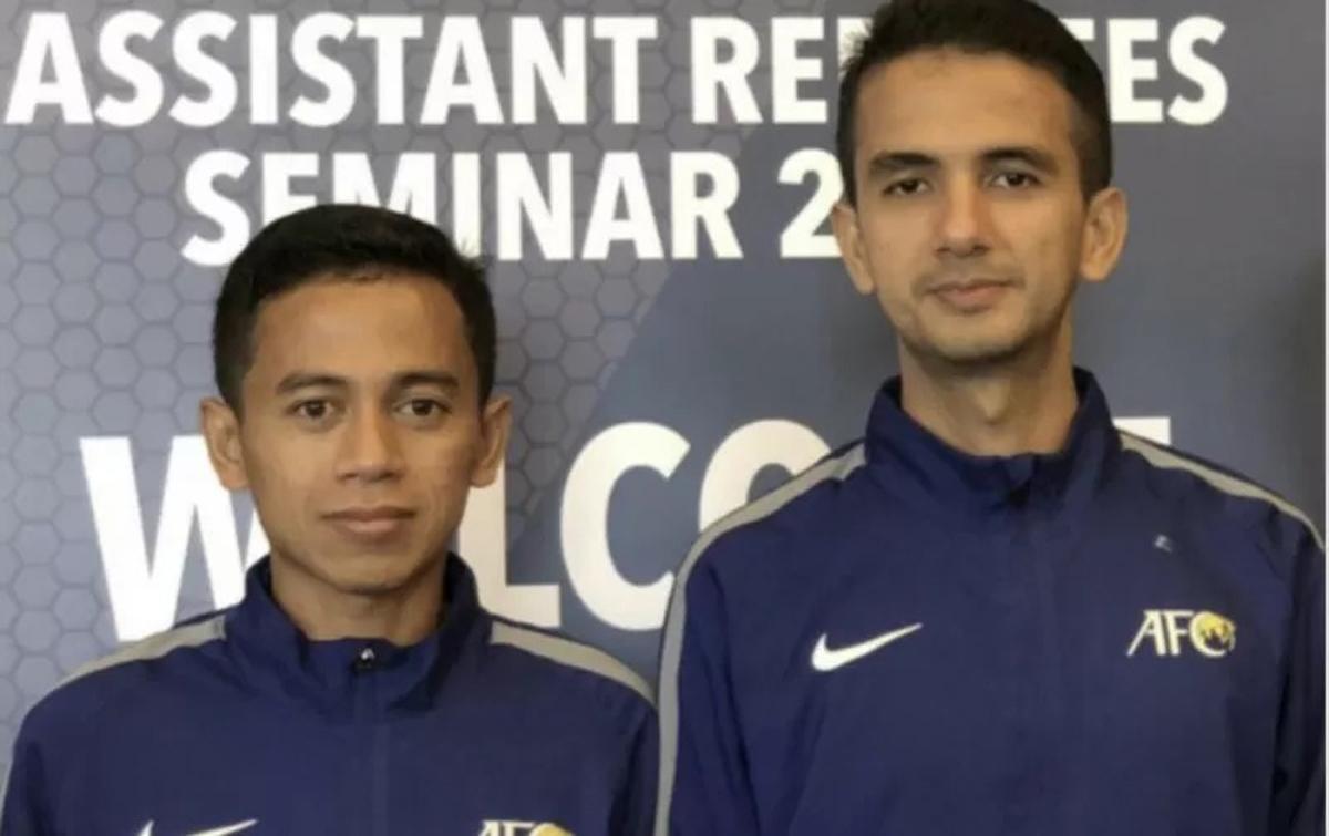 Wasit Asal Indonesia Pimpin Laga Piala AFC