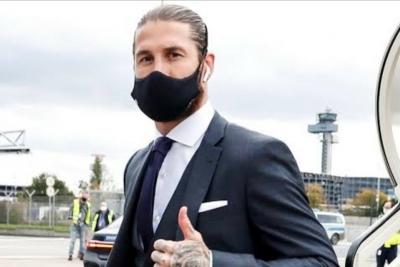 Demi PSG, Ramos Tolak Setan Merah
