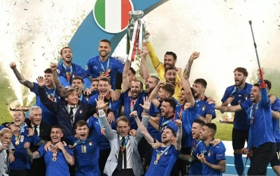 Italia Juara Euro 2020 Usai Kalahkan Inggris Lewat Adu Penalti