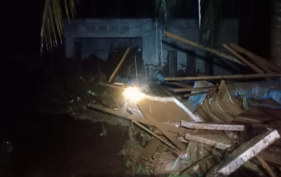 Hujan Intensitas Tinggi Picu Banjir di Beberapa Wilayah Konawe Utara