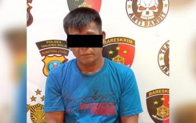 Suami Gigit Pipi Istri Ditangkap Polisi