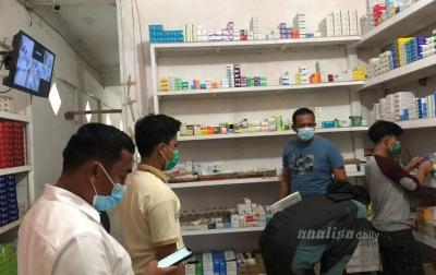 Jual Obat Tidak Sesuai HET, Karyawan dan Pemilik Apotek Ditangkap