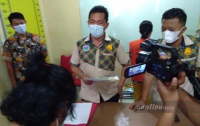 Sr Nekat Jual Narkoba untuk Biayai Tiga Orang Anak