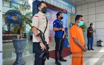 Pengirim Sabu 31.4 Kg dari Malaysia ke Aceh Ditangkap