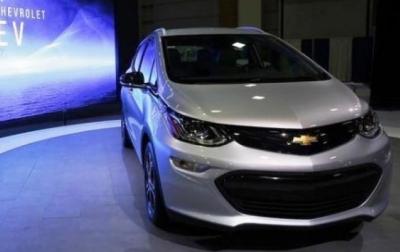 Risiko Kebakaran, GM Tarik Hampir 69.000 Chevrolet Bolt Listrik