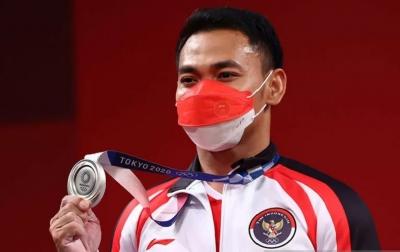 Eko Yuli Irawan Raih Medali Perak di Olimpiade Tokyo