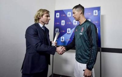 Nedved: Ronaldo Akan Tinggal Bersama Kami