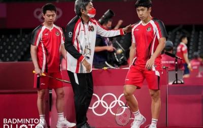 Marcus/Kevin Incar Medali Emas Olimpiade Tokyo