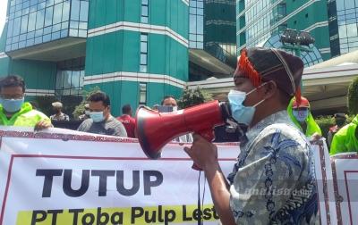 Masyarakat Adat Kepada Jokowi: Mohon, Izin Konsesi TPL Dicabut
