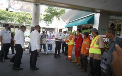 Brastagi Supermarket Salurkan 1.000 Paket Sembako Kolaborasi Pemko Medan