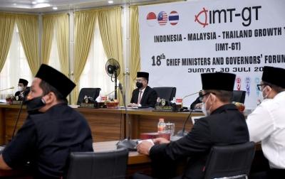 Forum IMT-GT: Pemprov Sumut Usulkan Pusat Ekspor untuk Produk UKM