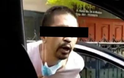 Pelaku Peludahan Petugas PLN Ditangkap Polisi