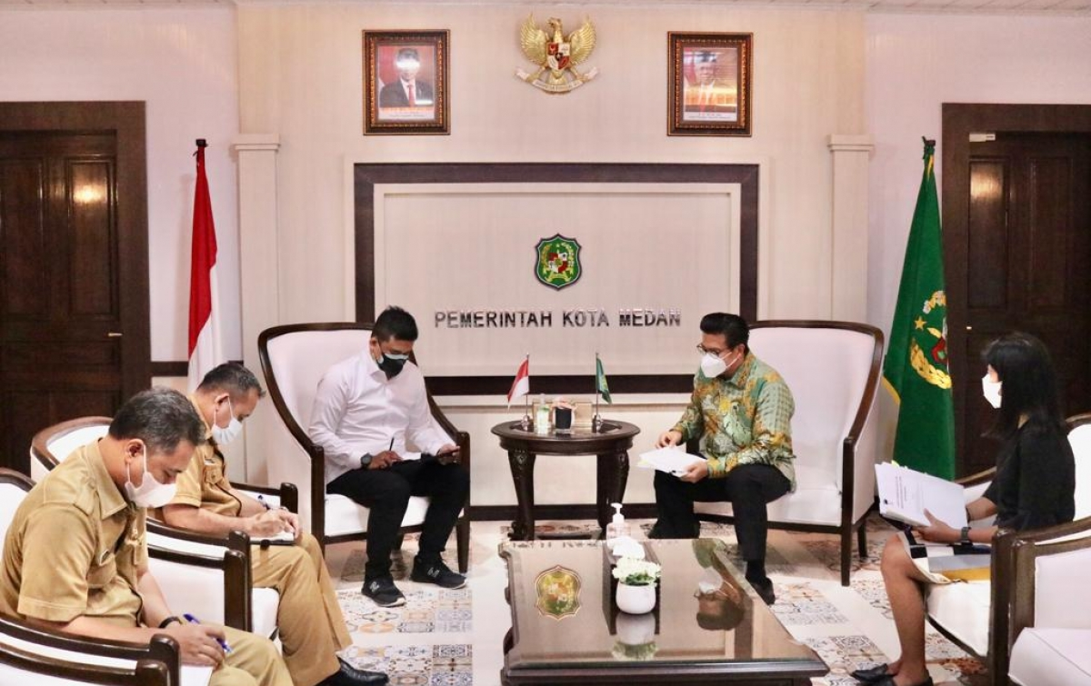 Bobby Nasution: Pemko Medan Permudah Investor Berinvestasi