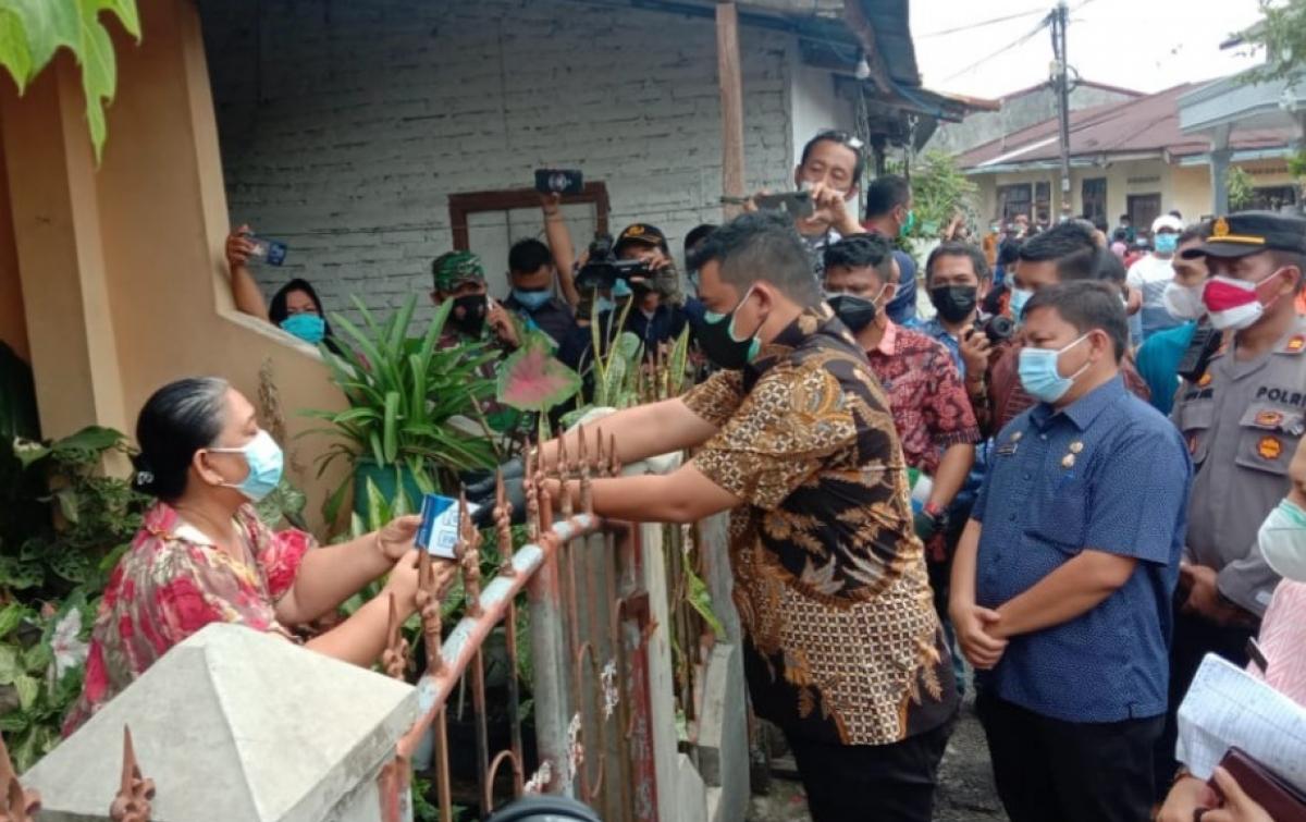 Pemko Medan Evakuasi 15 Anak Terpapar Covid-19 ke Gedung P4TK