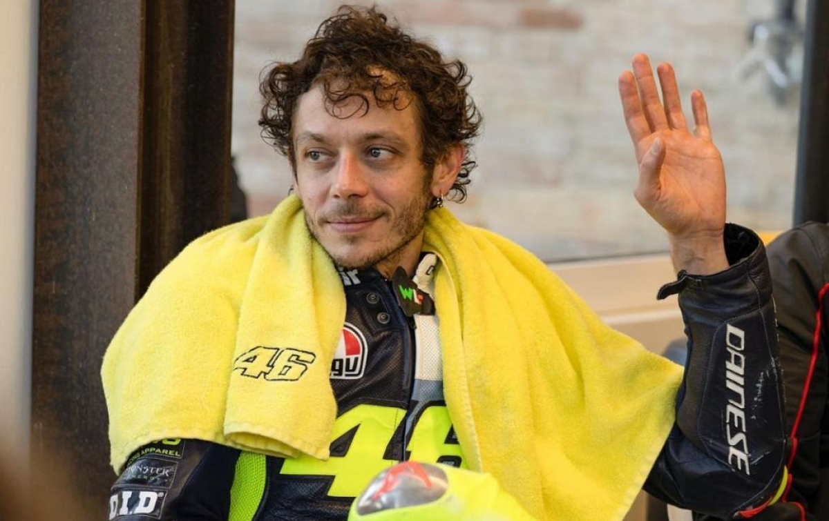 Valentino Rossi Pensiun Usai MotoGP 2021