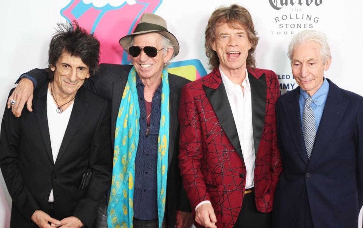 Rolling Stones Berharap Charlie Watts Cepat Sembuh