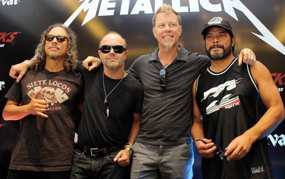 Penayangan Video Musik Metallica Capai Satu Miliar
