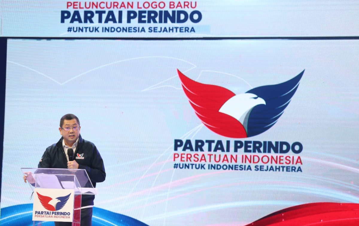 Logo Baru Perindo: Komunikasi Politik yang Kuat, Semangat Indonesia Sejahtera!