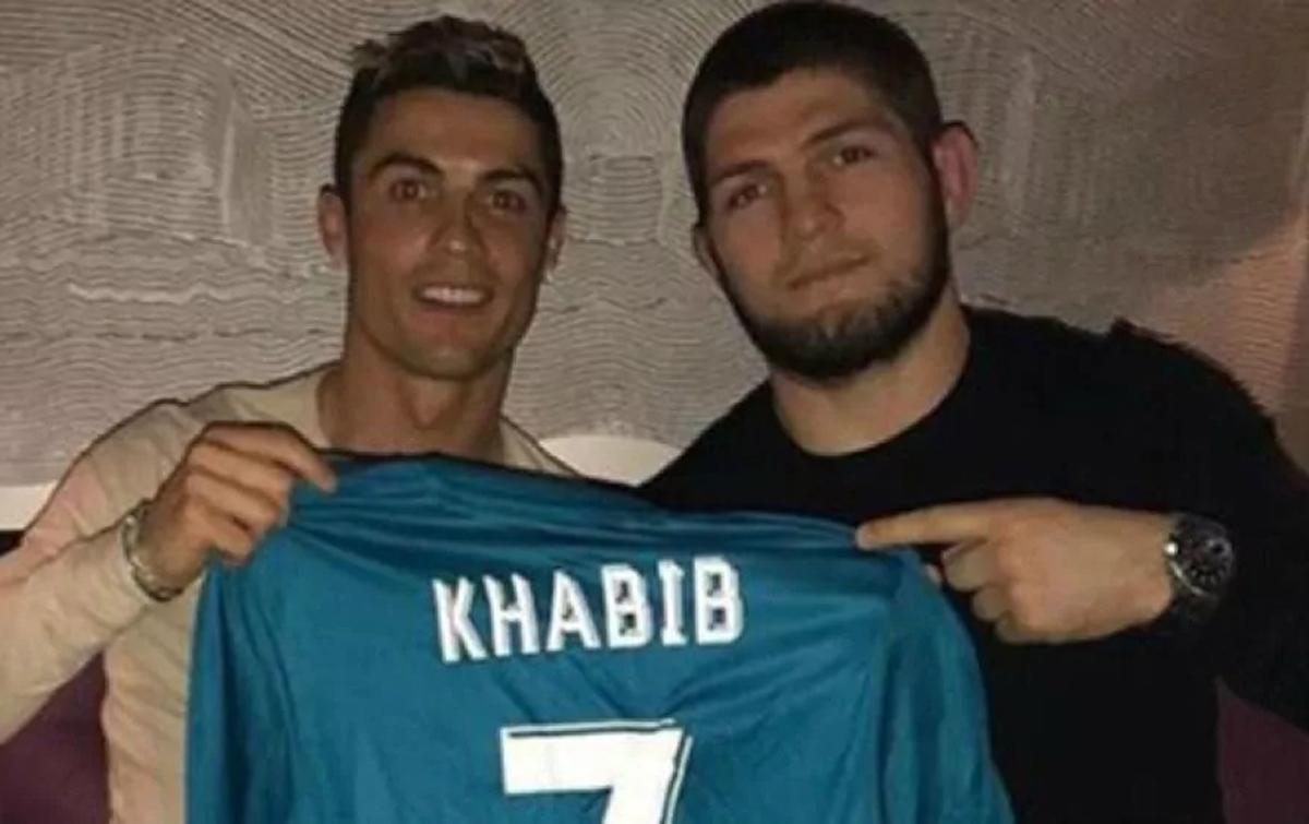 Resmi Bermain Sepakbola, Khabib: Itu Impian Saya Sejak Kecil