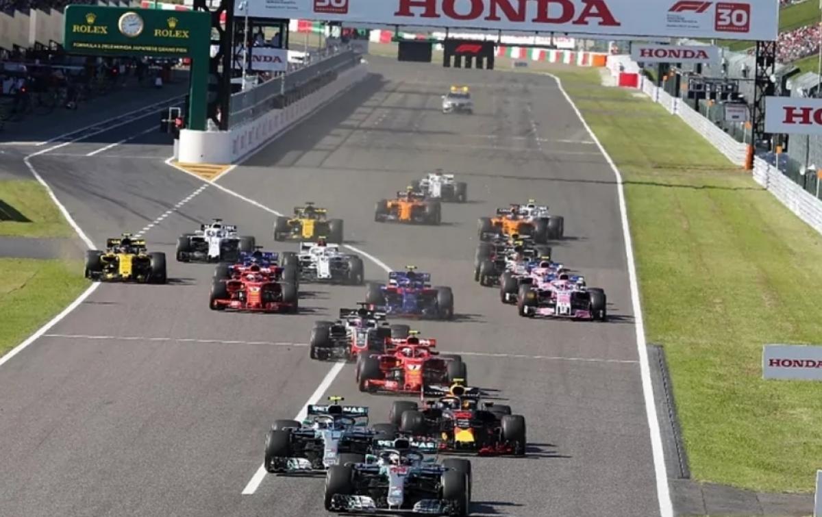 Terkendala Covid-19, Grand Prix Jepang Dibatalkan