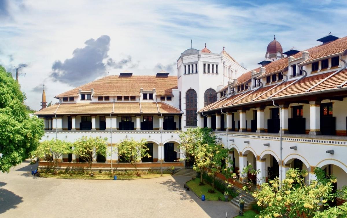 Gedung Bersejarah Lawang Sewu Dibuka Kembali