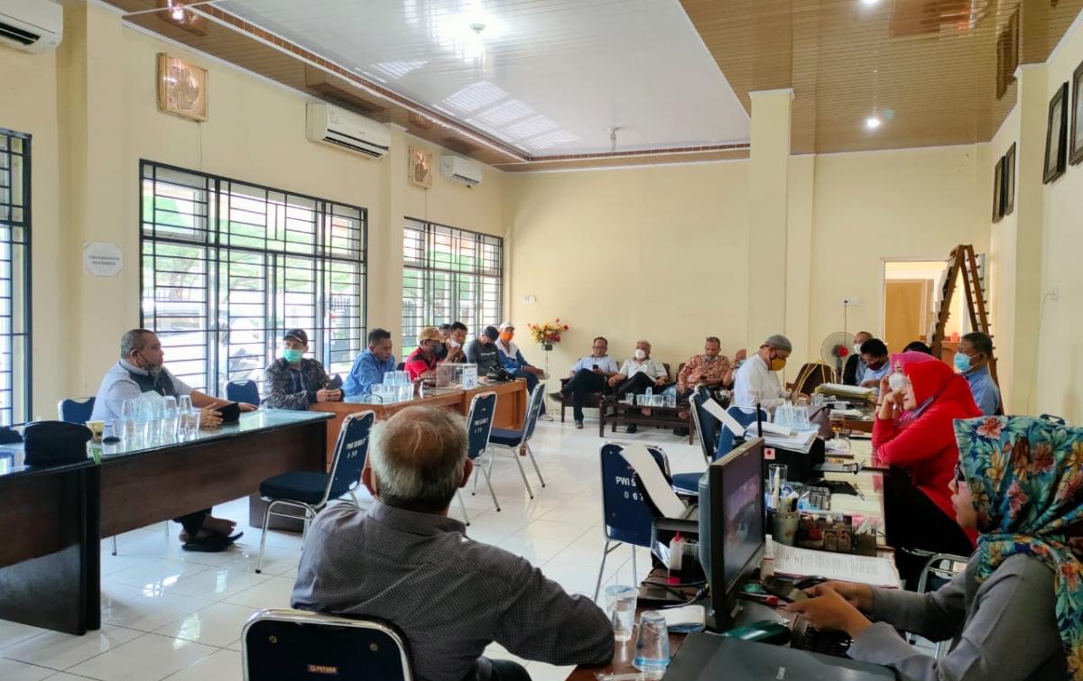 Konferensi PWI Sumatera Utara Kembali Ditunda