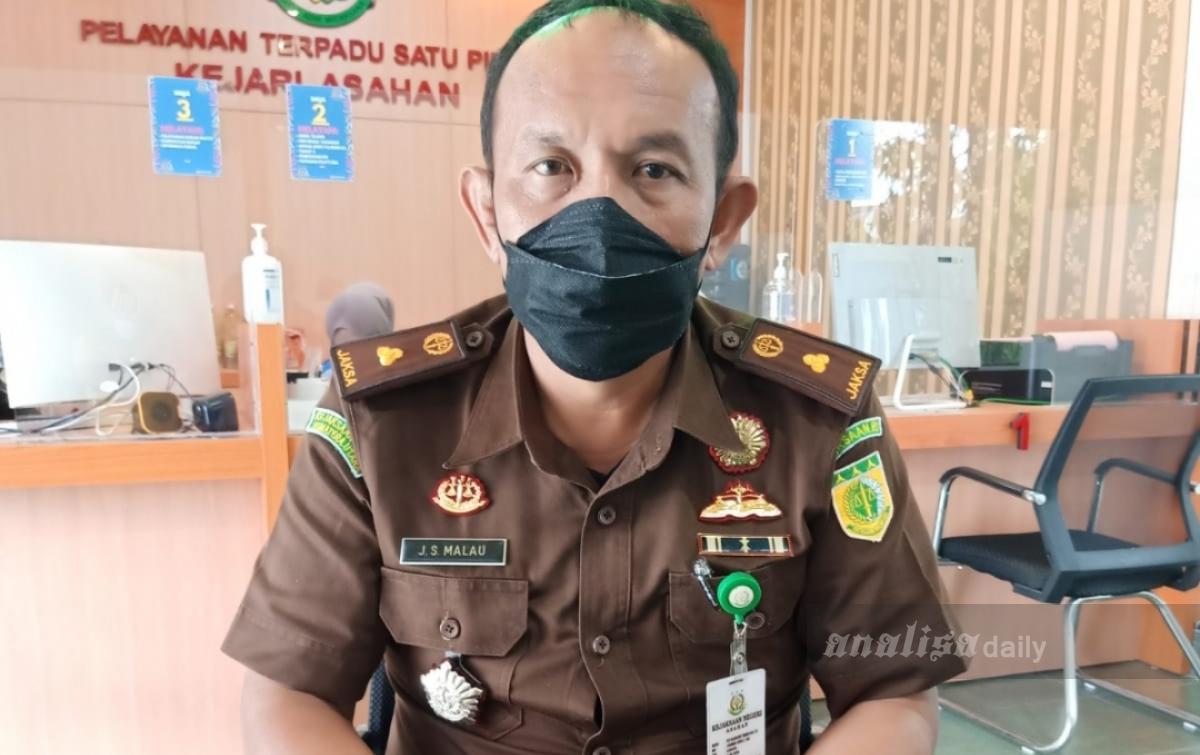 SPDP Lima Anggota DPRD Labura Sudah Diterima Kejari Asahan