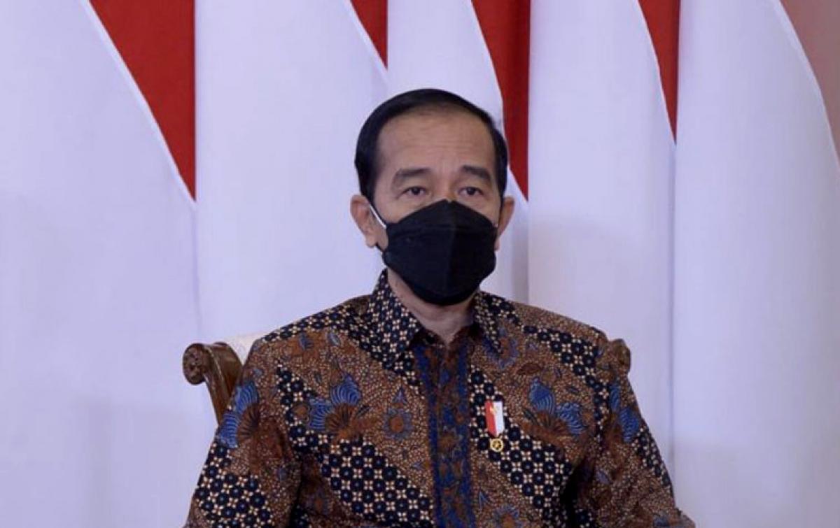 Jokowi Minta Tim Pengendali Inflasi Jaga Stok dan Stabilitas Harga
