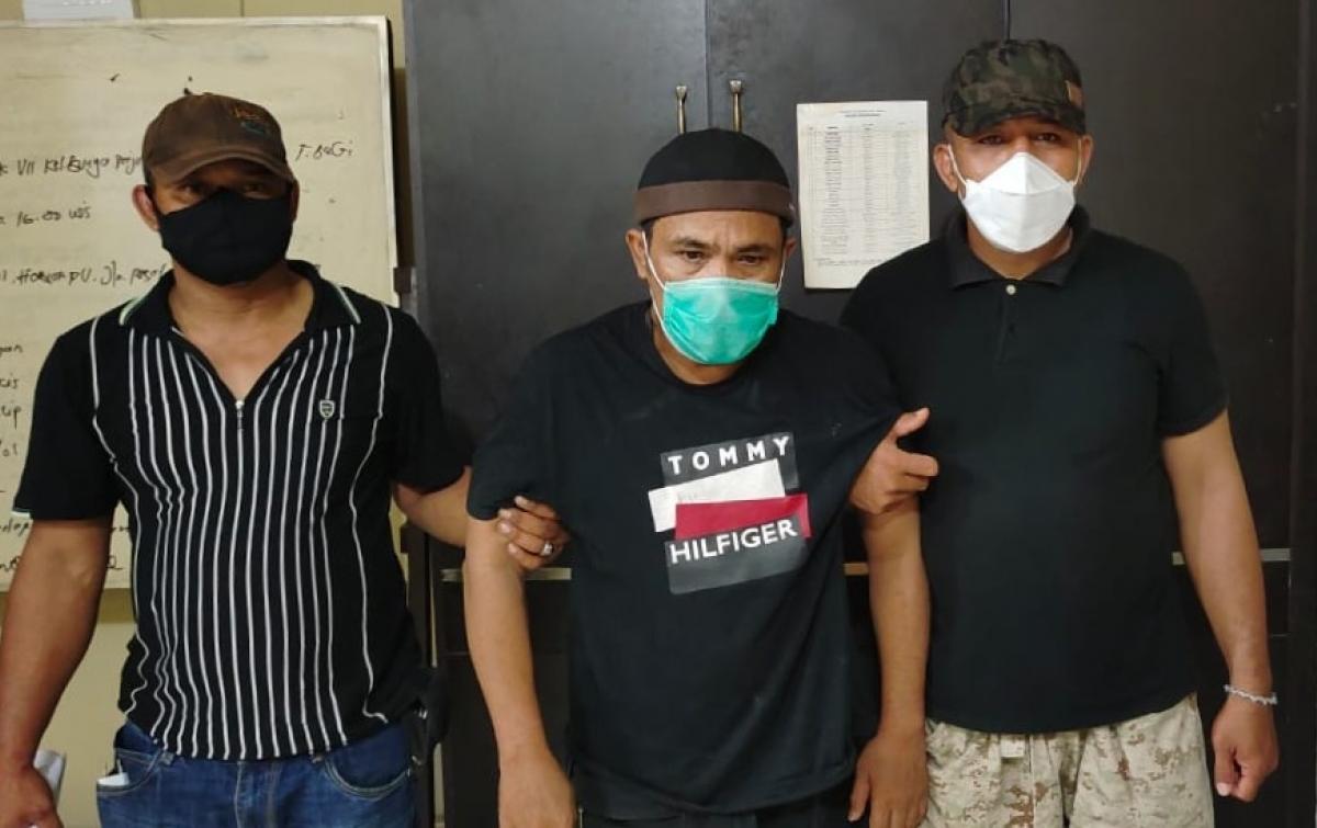 Polres Tanjungbalai Tangkap Bandar Narkoba