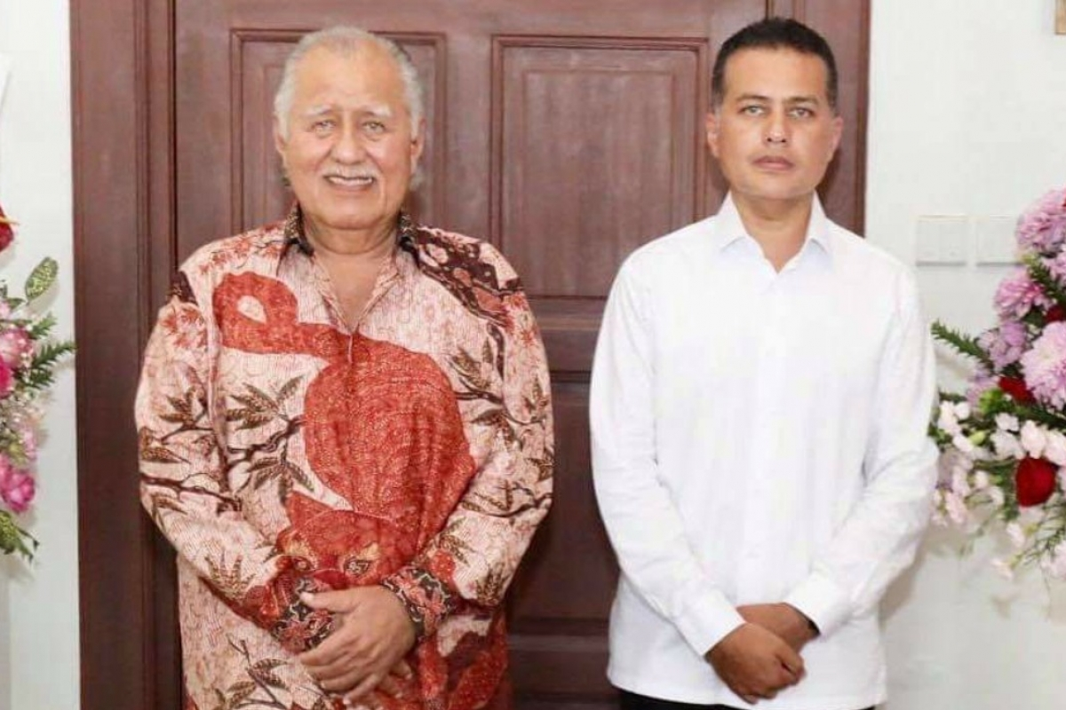 H. Anif Wafat, El: Kita Kehilangan Sosok Panutan