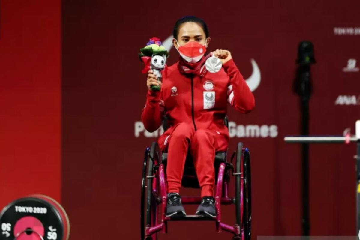 Indonesia Raih Medali Pertama di Paralimpiade 2021