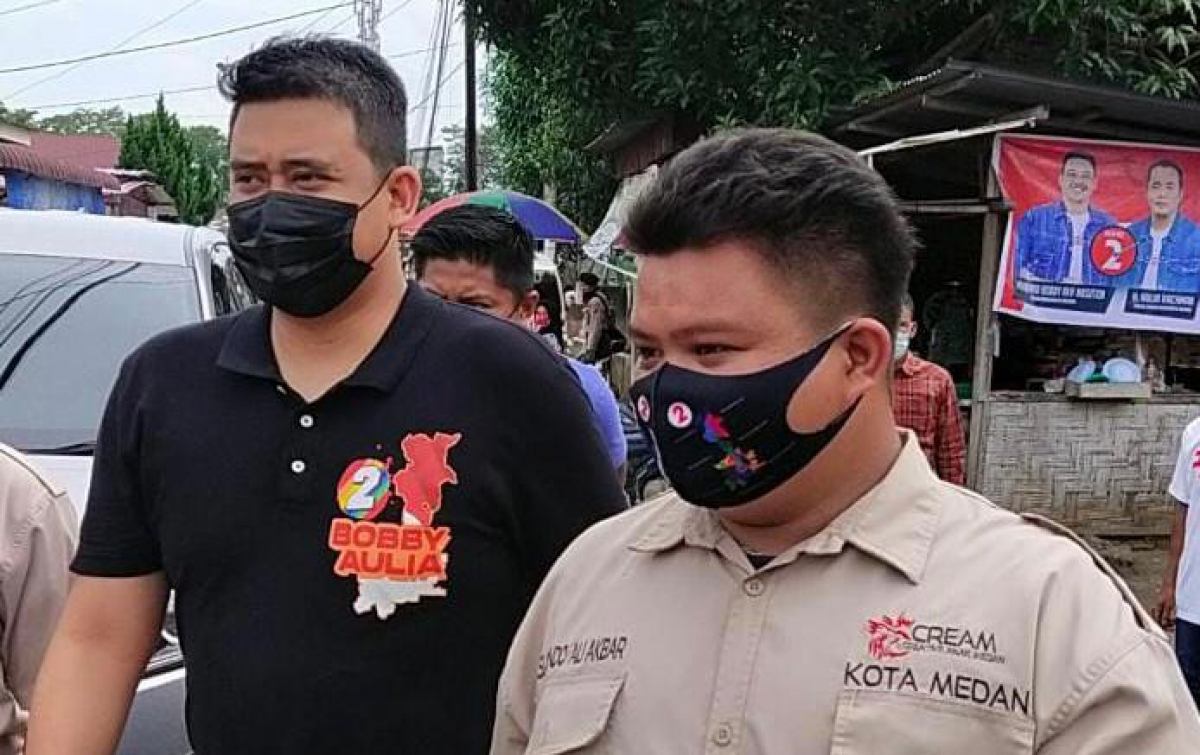 Relawan Apresiasi Gercep Wali Kota Medan Tekan Angka Covid-19