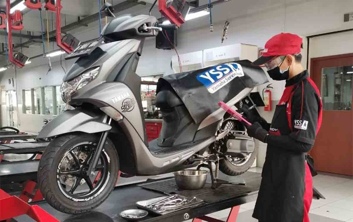 Inilah Keuntungan Menggunakan Motor Skutik Yamaha 125 cc