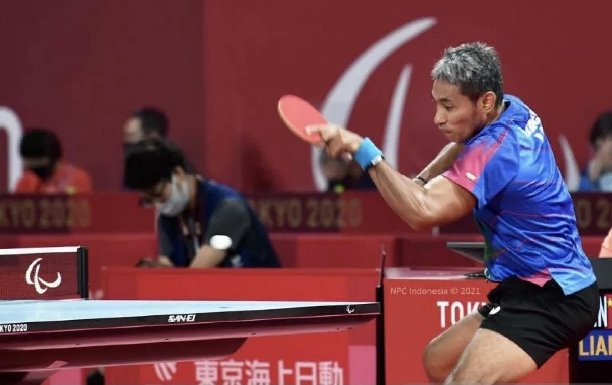 Kontingen Indonesia David Jacobs Raih Medali Perunggu di Paralimpiade Tokyo